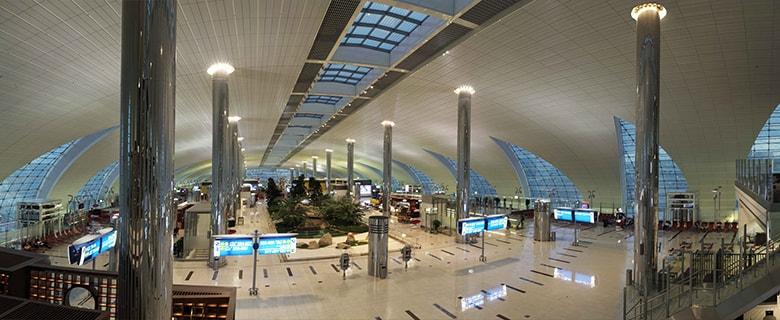 Aéroport de Dubaï