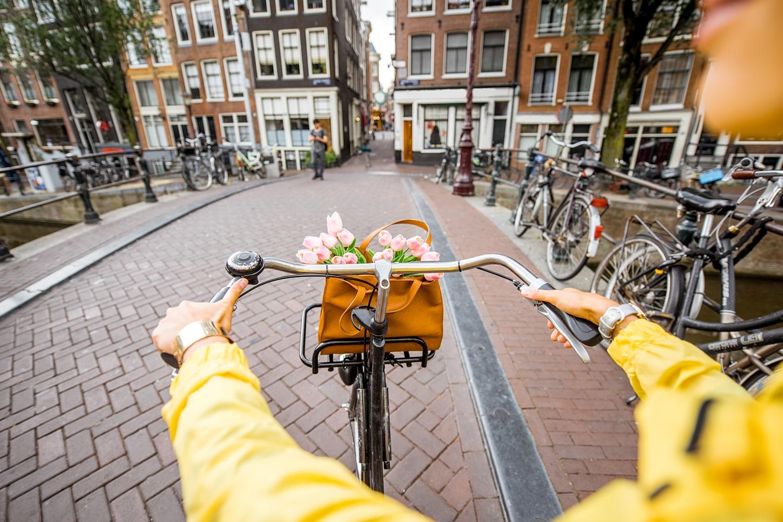 Amsterdam jour 1