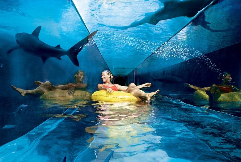 L'hôtel Atlantis de Dubaï