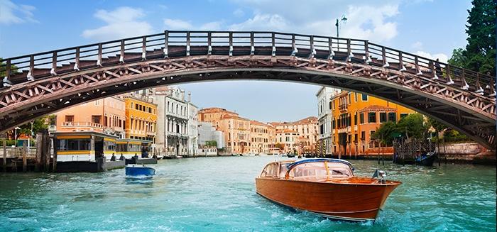 Bateau taxi Venise Ceetiz