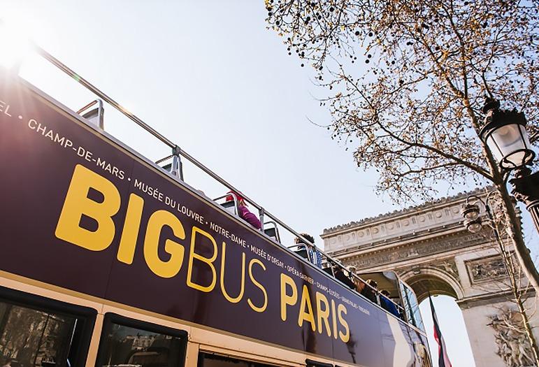 Bus Paris Ceetiz