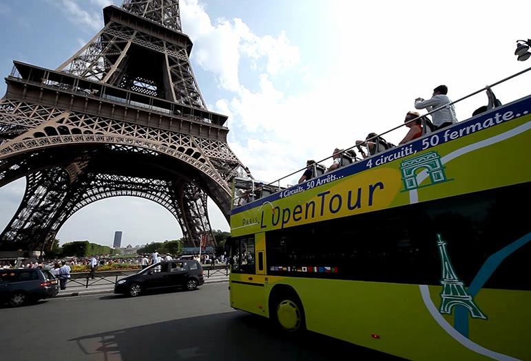 City Buss Paris