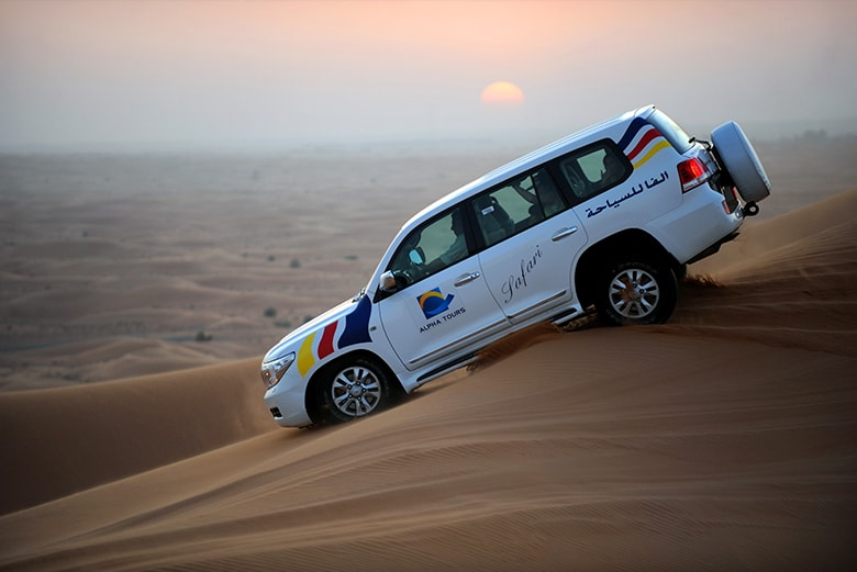 Dubaï Safari