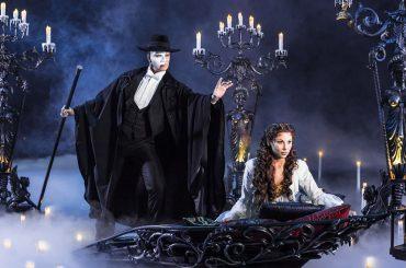 Fantôme de l'Opéra Broadway