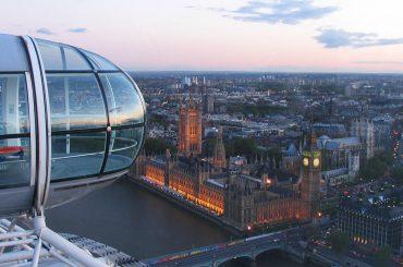 Londres London Eye Ceetiz