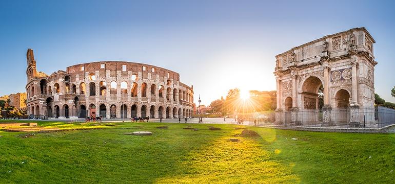 Pass Rome