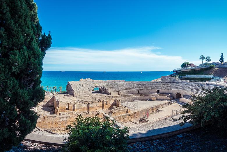 Amphitheatre Romain de Tarragone