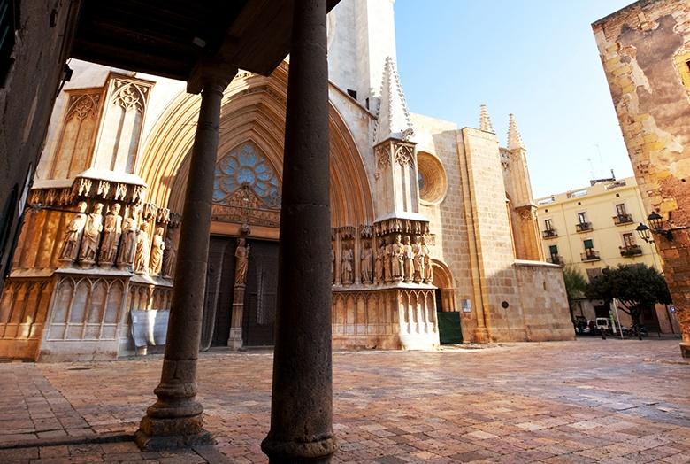La Cathedrale de Tarragone