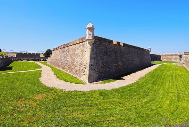 Chateau Saint Ferrand à Figueres