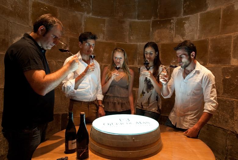 Dégustation de vins Tarragone