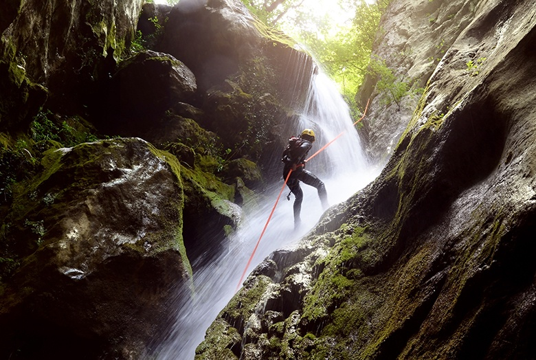 Canyoning Pyrennees