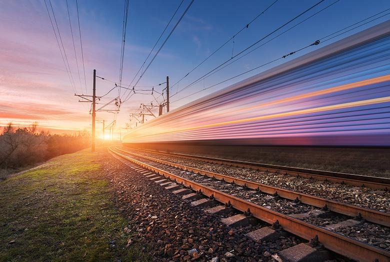 Port Aventura Train